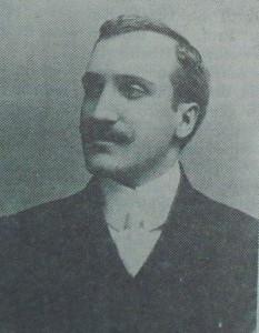 Constantin C. Popovici (n. 12/24 martie 1878, Iași - d. 26 noiembrie 1956, București), matematician și astronom român, membru de onoare al Academiei Române - foto: ro.wikipedia.org