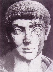 Flavius Claudius Constantinus (februarie 317 - 3 noiembrie 361), împărat roman (337-340). foto: ro.wikipedia.org