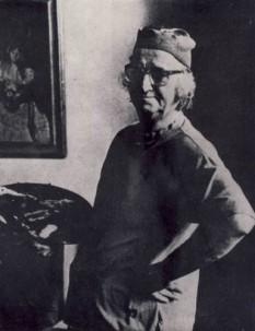 Corneliu Baba (n. 18 noiembrie 1906, Craiova - d. 28 decembrie 1997, București), pictor român, cunoscut mai ales pentru portretele sale, dar și pentru alte tipuri de tablouri și ilustrații de cărți - foto (Autoportret): ro.wikipedia.org