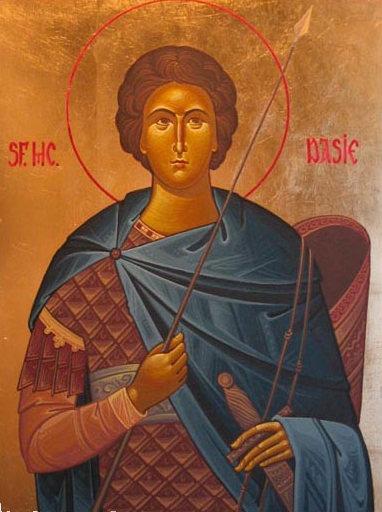 Sfântul Dasie a fost un mucenic creștin în Durostorum (astăzi Silistra) sau în Axiopolis (astăzi Cernavodă), care a trăit în secolele III-IV d.H. și a murit decapitat la anul 304. Prăznuirea sa în Biserica Ortodoxă se face la 20 noiembrie - foto: ro.orthodoxwiki.org