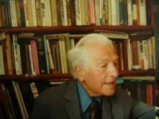 Dimitrie Ioan Mangeron (n. 15/28 noiembrie 1906, Chișinău - d. 27 februarie 1991, Iași), matematician român, membru corespondent (1990) al Academiei Române. Nu a fost membru al Partidului Comunist, acesta fiind motivul pentru care a fost primit in Academia Romana in 1990, dupa Revolutie - foto: cersipamantromanesc.wordpress.com