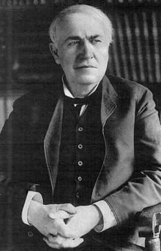Thomas Alva Edison (n.11 februarie 1847 Milan, OH, SUA – d.18 octombrie 1931, West Orange, NJ, SUA), important inventator și om de afaceri american al sfârșitului de secol XIX și început de secol XX - foto: ro.wikipedia.org