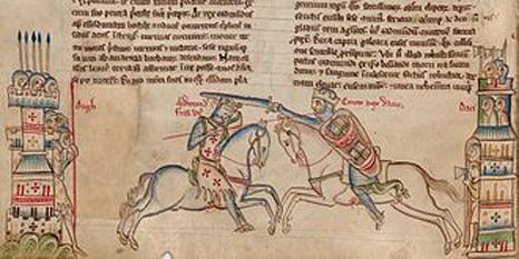 Edmund Braț-de-Fier sau Edumnd al II-lea (989 - 30 noiembrie 1016), regele Angliei din 23 aprilie până pe 18 octombrie 1016 și al Wessexului din 23 aprilie până pe 30 noiembrie 1016 - foto: ro.wikipedia.org