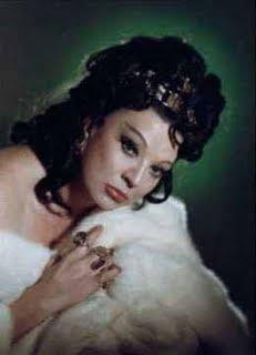 Elena Cernei (n. 1 martie 1924, Bairamcea, Basarabia – d. 28 noiembrie 2000, Grecia) a fost o interpretă de operă - foto: elena-cernei.blogspot.com