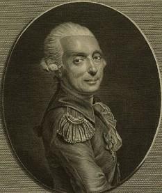 François Laurent le Vieux d'Arlandes (n. 1742 – d. 1 mai 1809), marchiz și ofițer francez, pionier al zborului cu balonul cu aer cald -  foto: ro.wikipedia.org