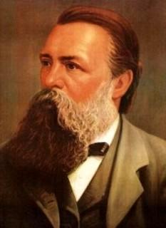 Friedrich Engels (n. 28 noiembrie 1820 – d. 5 august 1895), filozof politic german, din secolul al XIX-lea. Împreună cu partenerul său, mai bine cunoscutul Karl Marx, Engels a dezvoltat teoria comunistă, a fost coautor al Manifestului Partidului Comunist (1848). Engels a editat mai multe volume din Das Kapital (Capitalul), după moartea lui Marx - foto: ro.wikipedia.org