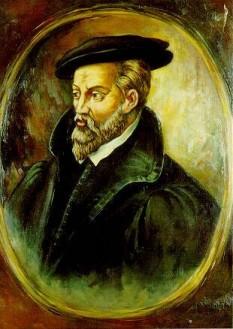Georgius Agricola (n. 24 martie 1494, Glauchau - d. 21 noiembrie 1555, Chemnitz), om de știință, care este considerat părintele mineralogiei - foto: ro.wikipedia.org
