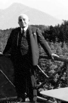 Grigore Antipa (n. 27 noiembrie 1867, Botoșani - d. 9 martie 1944, București), naturalist, biolog darwinist, zoolog, ihtiolog, ecolog, oceanolog și profesor universitar român - foto: ro.wikipedia.org