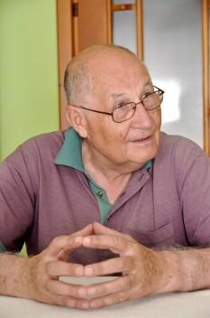 Grigore Ilisei (n. 20 noiembrie 1943, satul Văleni, comuna Mălini, județul Baia), scriitor și jurnalist român - foto: ziarullumina.ro
