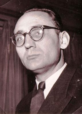 Grigore Preoteasa (n. 25 august 1915, București, d. 4 noiembrie 1957, Moscova) a fost activist comunist, ziarist și politician român - foto: ro.wikipedia.org