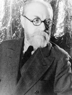 Henri Matisse (n. 31 decembrie 1869, Le Cateau-Cambrésis - d. 3 noiembrie 1954, Nisa), pictor francez, unul dintre cei mai străluciţi reprezentanţi ai artei secolului al XX-lea şi totodată unul dintre principalii iniţiatori ai artei moderne foto (20 mai 1933): ro.wikipedia.org