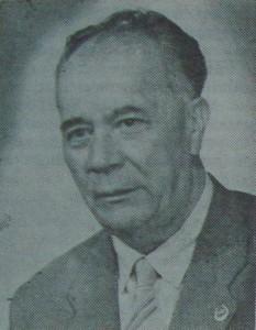 Horia Hulubei (n. 15 noiembrie 1896, Iași - d. 22 noiembrie 1972, București), fizician român, membru titular al Academiei Române -  foto: ro.wikipedia.org