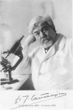 Ion Cantacuzino (cunoscut și ca Ioan Cantacuzino, n. 25 noiembrie 1863, București – d. 14 ianuarie 1934, București), medic și microbiolog român, fondator al școlii românești de imunologie și patologie experimentală. A fost profesor universitar și membru al Academiei Române - foto: ro.wikipedia.org