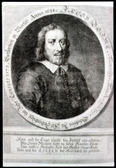 """Jakob Böhme (probabil 24 aprilie 1575 - 17 noiembrie 1624, Görlitz), filosof german, fiind cel mai important reprezentant al filosofiei mistice germane după Meister Eckhart. Principala sa lucrare este """"Aurora"""" (1612) - foto - Portretul lui Böhme în Theosophia Revelata (1730): ro.wikipedia.org"""