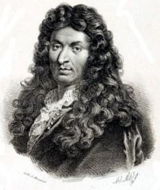 Jean-Baptiste Lully (născut Giovanni Battista Lulli la 28 noiembrie 1632, Florența - d. 22 martie 1687, Paris), compozitor de origine italiană, care și-a petrecut cea mai mare parte a vieții la curtea regelui Ludovic al XIV-lea la Franței - foto: ro.wikipedia.org