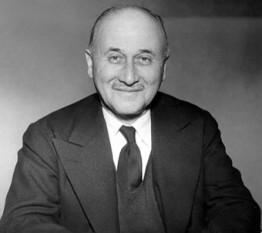 Jean Omer Marie Gabriel Monnet (n. 9 noiembrie 1888 – d. 16 martie 1979) este considerat arhitectul Unității Europene - foto: en.wikipedia.org