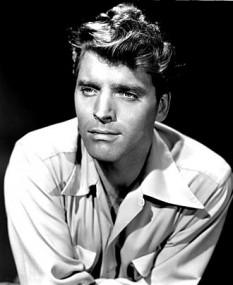 Burt Lancaster (n. 2 noiembrie 1913 – d. 20 octombrie 1994), unul din marii actori americani, laureat al Premiului Oscar foto - in Desert Fury (1947): ro.wikipedia.org