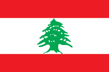 Drapelul Libanului - foto: ro.wikipedia.org