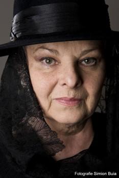 Mariana Mihuț (n. 7 noiembrie 1942, Chișinău), actriță română de film, radio, teatru, televiziune și voce. Căsătorită cu Victor Rebengiuc -  foto: cinemagia.ro