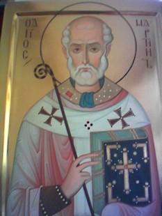 Martin de Tours sau Martin cel Milostiv (n. 316 sau 317 la Sabaria, astăzi Szombathely, Ungaria - d. 397, Candes-Saint-Martin, Franța) a fost, începând cu 371, al treilea episcop de Tours, unul din cei mai populari sfinți în Biserica Catolică, venerat de asemenea ca sfânt în Biserica Ortodoxă și în Biserica Anglicană - foto: ro.orthodoxwiki.org