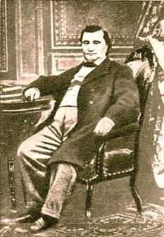 Matei Millo (n. 25 noiembrie 1814, Stolniceni-Prăjescu, Iași - d. 9 septembrie 1896, București), actor și autor dramatic român - foto: ro.wikipedia.org