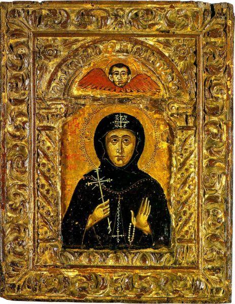 Sfânta Cuvioasă Matroana. Prăznuirea sa de către Biserica Ortodoxă se face la data de 9 noiembrie - foto: doxologia.ro