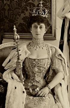 Maud de Wales (Maud Charlotte Mary Victoria; 26 noiembrie 1869 – 20 noiembrie 1938), soția regelui Haakon al VII-lea al Norvegiei - foto: ro.wikipedia.org