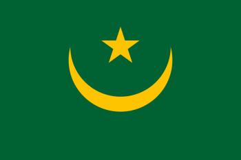 Drapelul Mauritaniei - foto: ro.wikipedia.org