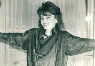 Mihaela Runceanu (n. 4 mai 1955, Buzău - 1 noiembrie 1989, București) a fost o cântăreață română de muzică ușoară și profesoară de canto la Școala Populară de Artă din București. foto: spiritus.ro