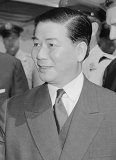 Ngô Đình Diệm (n. 3 ianuarie 1901 – d. 2 noiembrie 1963), primul președinte al Vietnamului de Sud (1955–1963) foto: ro.wikipedia.org