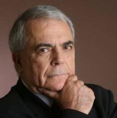 Nicolae Manolescu, născut Nicolae Apolzan, (n. 27 noiembrie 1939, Râmnicu Vâlcea, județul Vâlcea) este un critic și istoric literar român, cronicar literar și profesor universitar, membru titular al Academiei Române (din 2013) - foto: viorelpadina.wordpress.com