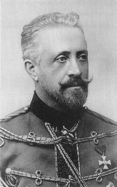 Marele duce Nicolai Nicolaevici (cel Tânăr) Romanov (6 noiembrie 1856 - 5 ianuarie 1929), general rus din timpul primului război mondia - foto: ro.wikipedia.org