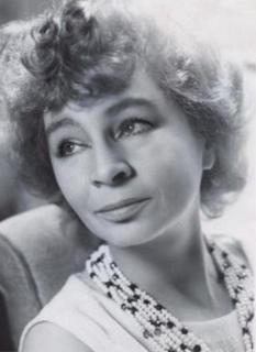 Nineta Gusti (n. 14/27 noiembrie 1913, Iași - d. 4 iunie 2002, Crevedia, județul Dâmbovița), actriță română de teatru și film. A primit titlul de Artist Emerit - foto: cersipamantromanesc.wordpress.com