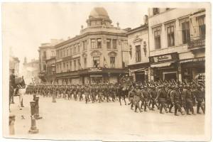 Ocuparea Bucureștiului în 1916 - foto: istorie-pe-scurt.ro