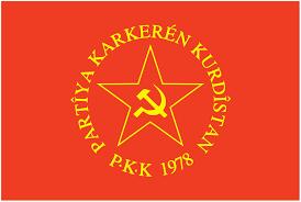 Partidul Muncitorilor din Kurdistan (PKK) - foto: cersipamantromanesc.wordpress.com