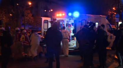 Atacuri teroriste la Paris - foto: stiri.tvr.ro