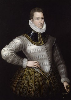 Sir Philip Sidney (n. 30 noiembrie 1554, d. 17 octombrie 1586), poet englez - foto: ro.wikipedia.org