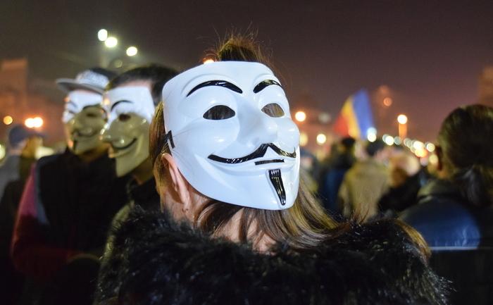 Protest Bucuresti 5 noiembrie 2015 foto: Eugen Horoiu/Epoch Times