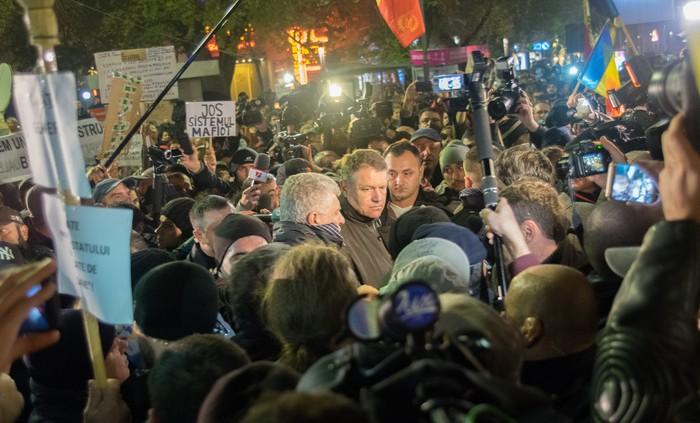 Proteste 8 noiembrie 2015 - Bucuresti, Piața Universitații - foto: Eugen Horoiu / Epoch Times România