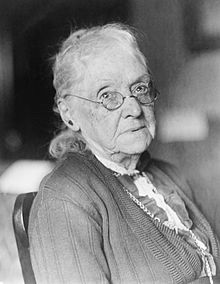 Rebecca Ann Latimer Felton (June 10, 1835 – January 24, 1930) was an American writer, lecturer, reformer, and politician who became the first woman to serve in the United States Senate - foto: en.wikipedia.org
