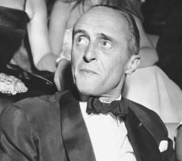 René Clair (n. 11 noiembrie 1898, Paris – d. 15 martie 1981, Neuilly-sur-Seine), născut ca René-Lucien Chomette, regizor și scriitor francez - foto: britannica.com
