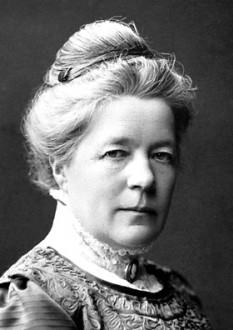 Selma Ottiliana Lovisa Lagerlöf (n. 20 noiembrie 1858, Östra Emterwik, Värmland - d. 16 martie 1940), scriitoare suedeză, prima femeie care a primit Premiul Nobel pentru Literatură (1909) şi prima femeie membră a Academiei Suedeze (1914) - foto: ro.wikipedia.org
