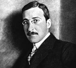 Stefan Zweig (n. 28 noiembrie 1881, Viena, Austria – d. 23 februarie 1942, Petrópolis, Brazilia), scriitor, jurnalist și biograf austriac - foto: ro.wikipedia.org