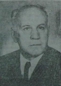 Theodor V. Ionescu (n. 8 februarie 1899, Dorohoi, județul Botoșani - d. 6 noiembrie 1988, București), fizician și inventator român - foto: ro.wikipedia.org