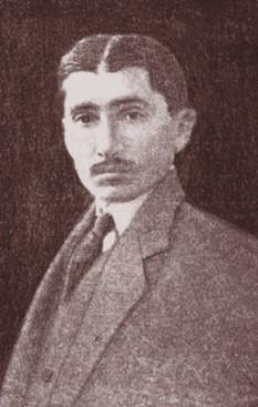 Urmuz, pseudonimul literar al lui Avram Leiba Esra-Zissu alias Demetru Demetrescu-Buzău, (n. 17 martie 1883, Curtea de Argeș - d. 23 noiembrie 1923, București), scriitor român de avangardă de origine evreiască - foto: ro.wikipedia.org