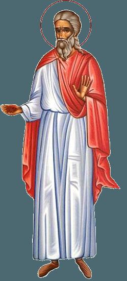 Sfântul Mucenic Varlaam. Prăznuirea sa în Biserica Ortodoxă se face la 19 noiembrie - foto: doxologia.ro