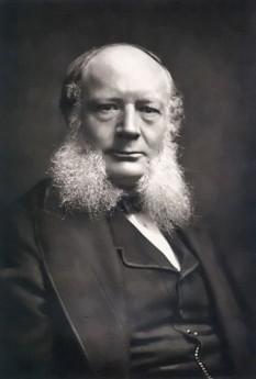 Carl Wilhelm Siemens (în engleză Charles William Siemens, cunoscut ca Sir William Siemens; n. 4 aprilie 1823 – d. 19 noiembrie 1883), inginer britanic de origine germană, cunoscut pentru dezvoltarea cuptorului regenerativ și a pirometrului electric - foto: ro.wikipedia.org