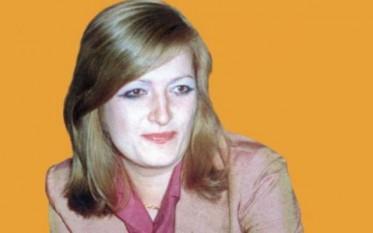 Zoia Ceauşescu (n. 1 martie 1949 - d. 20 noiembrie 2006) a fost fiica mijlocie a fostului preşedinte al României Nicolae Ceauşescu şi a Elenei Ceauşescu. A avut doi fraţi, Valentin Ceauşescu şi Nicu Ceauşescu - foto: wowbiz.ro
