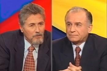 17 noiembrie 1996: Are loc al doilea tur de scrutin al alegerilor prezidențiale din România - foto: vreaupresedinte.gandul.info