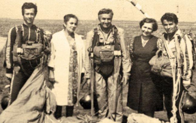 Gheorghe Iancu: După o lansare demonstrativă la Arad, august 1982 - foto: adevarul.ro